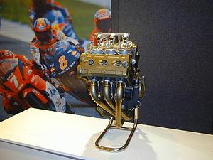 Honda RC211V - V-5 MotoGP engine