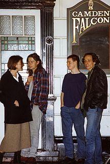 Hopper (band) English indie rock band