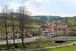 Horní Poříčí (Blansko District) Municipality in South Moravian, Czech Republic