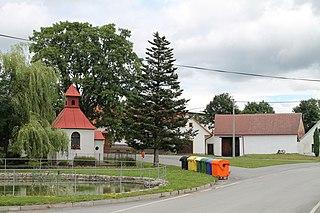 Hostětice Municipality in Vysočina, Czech Republic