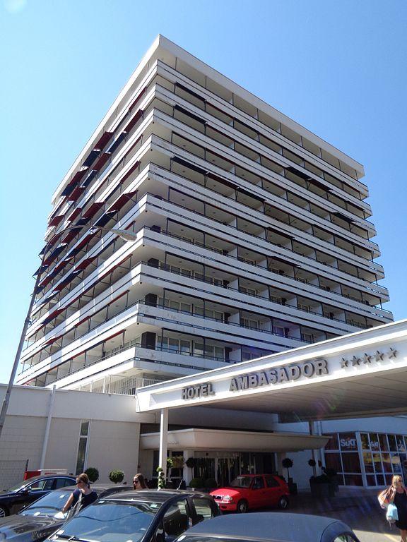 Ambabador Hotel And Suites Quebec City