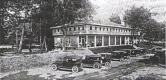 Grand Rapids Hotel - Image: Hotel Picture 1922