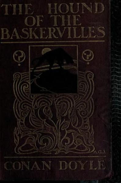 File:Hound of Baskervilles.djvu