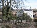 House, overlooking the railway line, near Ellerhayes - geograph.org.uk - 1720066.jpg