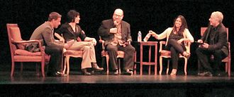 KQED - Panel discussion hosted by KQED in 2014