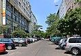 Hradecká street, Praha, north part.jpg