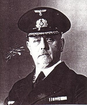 Portrait of Hugo von Waldeyer-Hartz