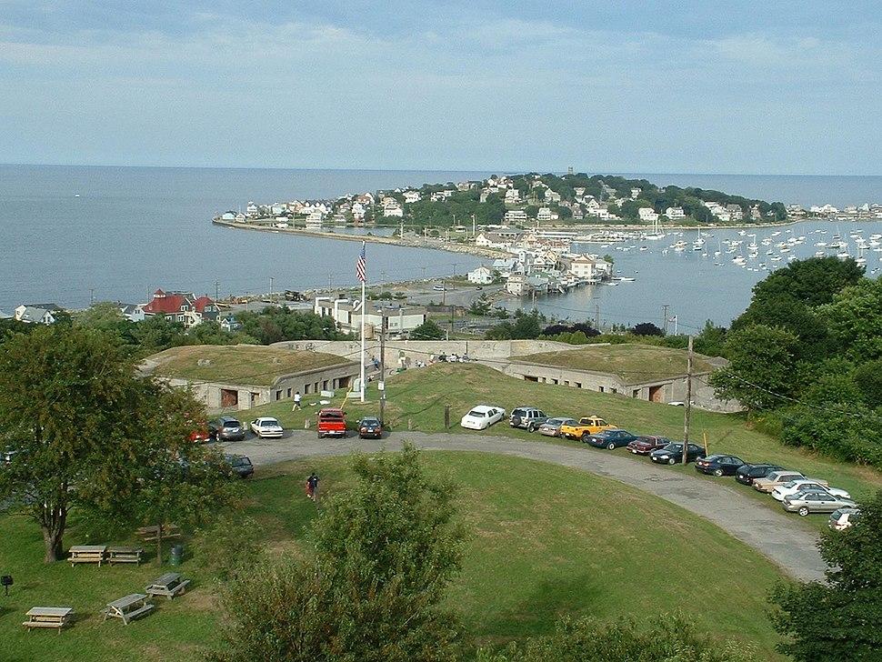 Hull - Fort Revere