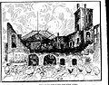 Huntington Hall fire aftermath, November 1904.jpg