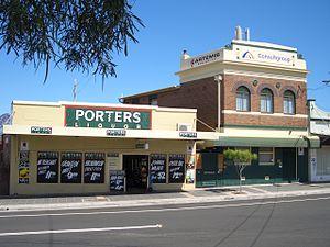Hurlstone Park, New South Wales - Floss Street, Hurlstone Park