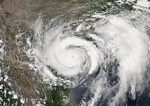 Hurricane Dolly (2008)