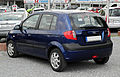 Hyundai Getz (Facelift) – Heckansicht, 4. Juni 2011, Wülfrath.jpg