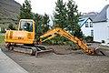 Hyundai Robex 55-3 excavator, Iceland.jpg