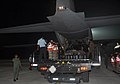 IAF'S C-130J being loaded with rescue and relief material and equipment for the Earth quake victims of North East.jpg