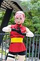 ICDS cosplayer of Sakura Haruno, Naruto 20150822a.jpg