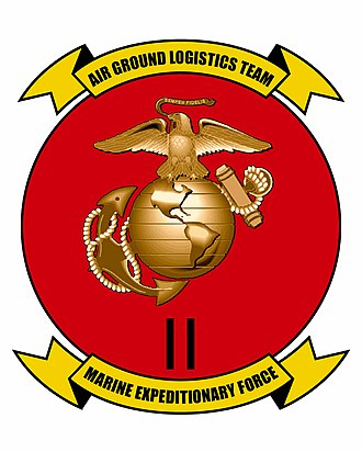 II Marine Expeditionary Force - Image: II MEF insignia