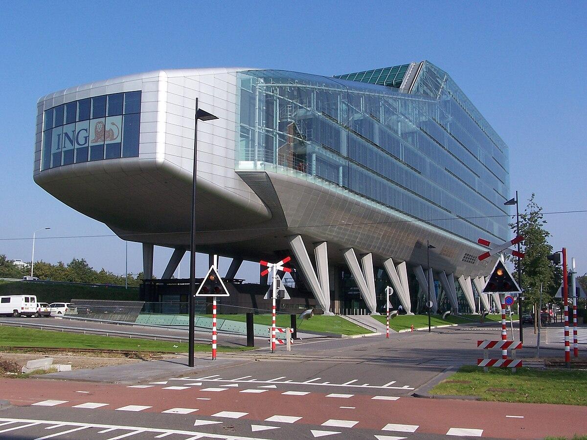 Ing Kantoor Amsterdam : Ing house wikipedia