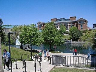 Indiana Central Canal