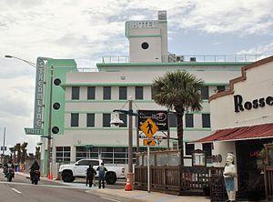 Streamline Hotel - Image: I Streamline Hotel, Daytona Beach, FL, USA