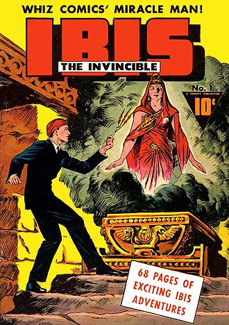 Fawcett Comics - Image: Ibis The Invincible No 1