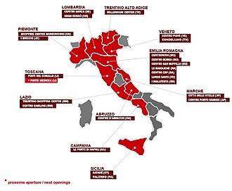 IGD SIIQ - Italia