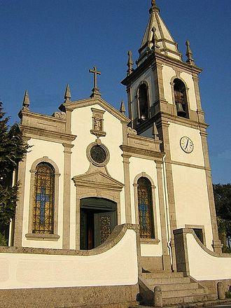 Paredes, Portugal - Igreja Sobrosa