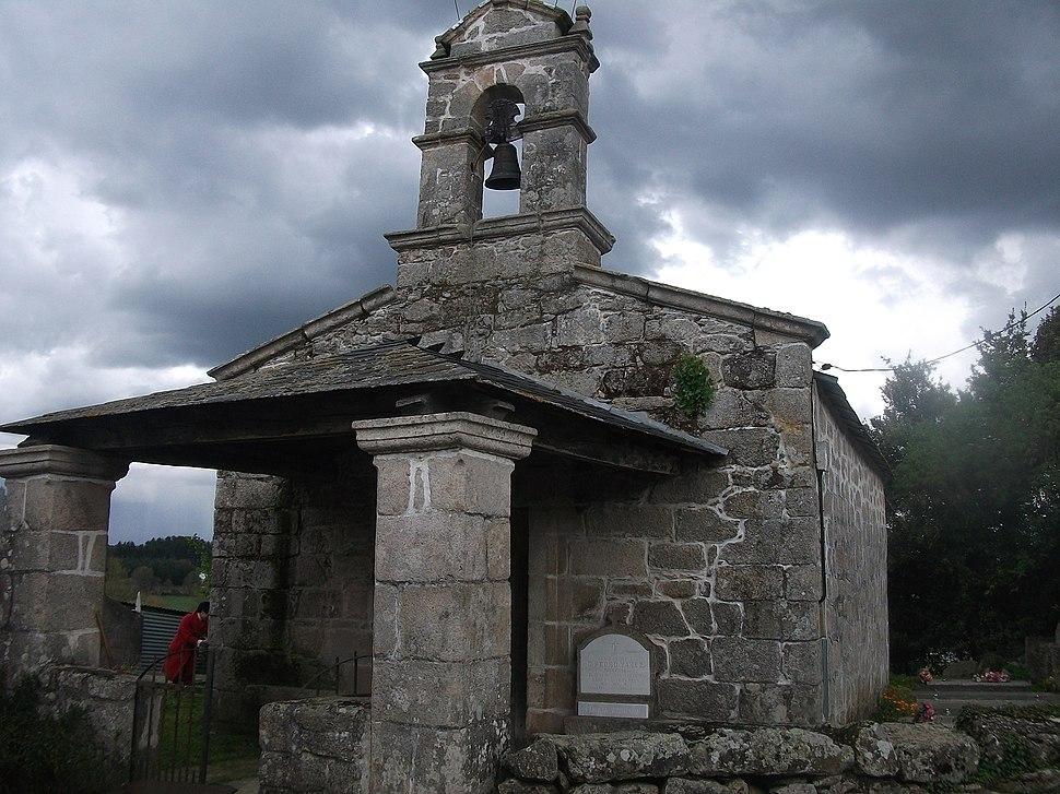 Igrexa de Santa Cruz de Vilasante, O Páramo