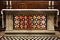 Il buggiano, altare delle reliquie, con grata di michelozzo 02.jpg