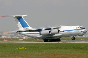 2007 Mogadishu TransAVIAexport Airlines Il-76 crash - Image: Ilyushin Il 76TD EW 78826 FRA 2006 5 10