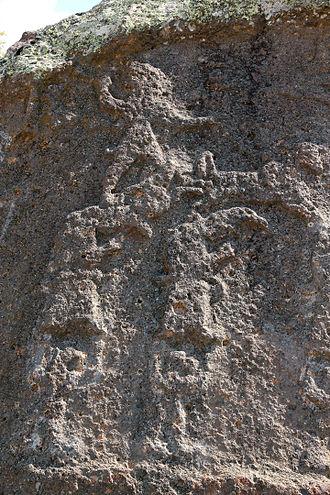 İmamkullu relief - Image: Imamkulu 5