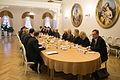 Ināra Mūrniece tiekas ar Gruzijas premjerministru (16049555060).jpg