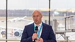 Inaugural flight Pobeda DP820 - Cologne Bonn - Moscow-Vnukovo 2016-7108.jpg