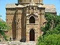 Insel Akdamar Աղթամար, armenische Kirche zum Heiligen Kreuz Սուրբ խաչ (um 920) (39711473764).jpg