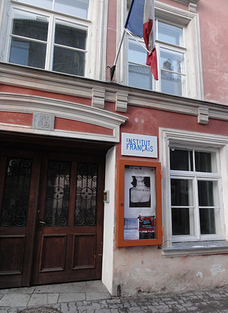 Institut Français - Institut Français - Estonia