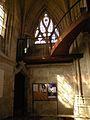 Intérieur de l'église Sainte-Trinité de Falaise 03.JPG