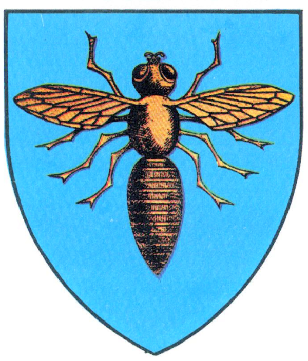 Coat of arms of Județul Mehedinți