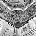 Interieur, plafond rechter voorkamer - Bolsward - 20037624 - RCE.jpg