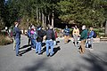 Interp rangers on field trip talking with staff member of Northwest Trek about their fisher program. (89b51c2039ab43329fcdce7d703b58e1).jpg