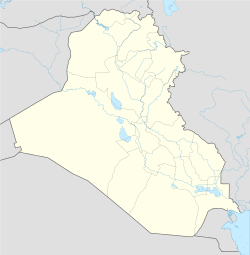 Baghdad is located in Iraq