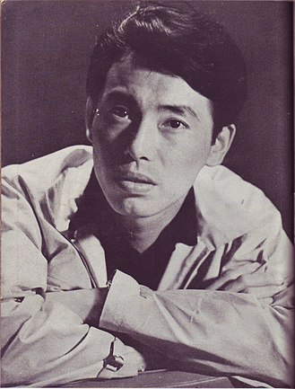 Isao Kimura - Isao Kimura as Yusa in Stray Dog