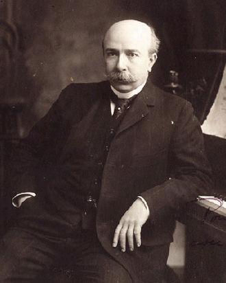 Isidor Philipp - Isidor Philipp ca. 1910
