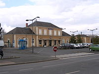 Issoudun - Train station - 1.jpg