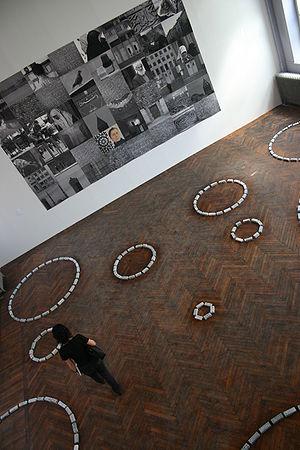 Istanbul Biennial - Installation from Istanbul 2005 Biennial