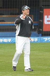 Tsutomu Ito baseball player