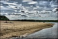 Ivalo River Beach - panoramio.jpg