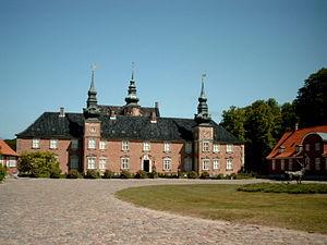 Frederikssund Municipality - Image: Jægerspris slot