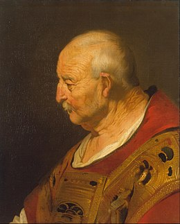 J.A. Backer Head of a Bald Old Man in Profile.jpg
