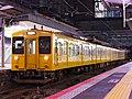 JRW 105 series set K03 at Hiroshima Station 2017-11-06 (37643986205).jpg
