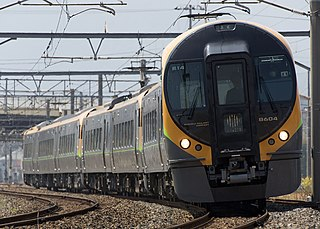 8600 series Japanese train type