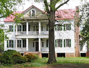National Register of Historic Places listings in Greenwood County, South Carolina - Image: J Wesley Brooks House